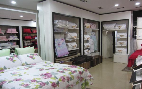 罗莱家纺内蒙古赤峰店盛大开业