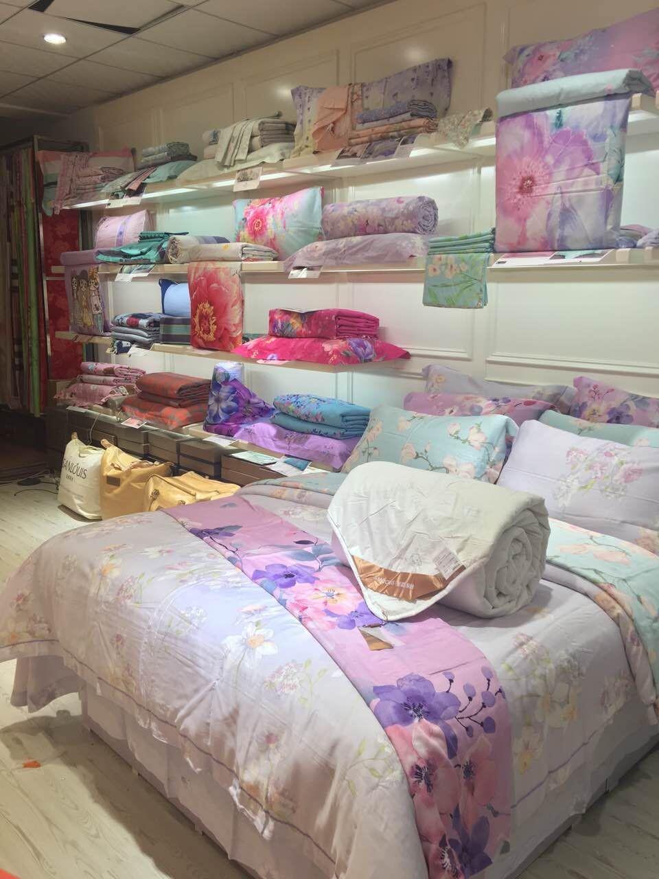圣路易丝家纺河北大城店即将盛大开业