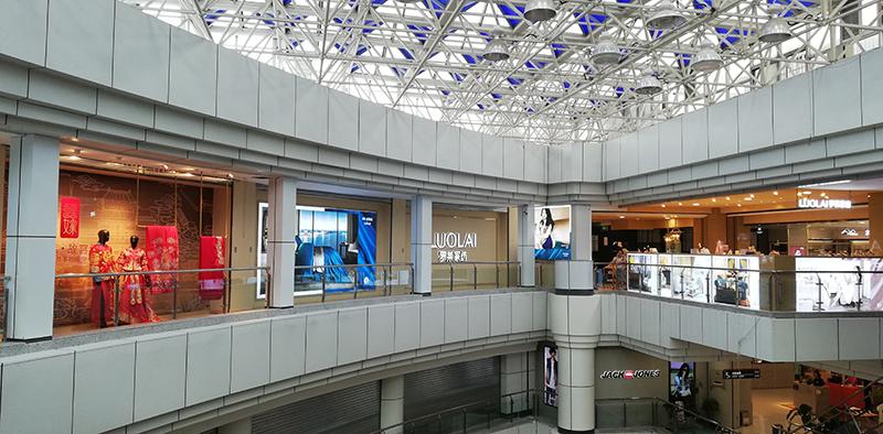 罗莱家纺 江苏昆山新店--新颜绽放